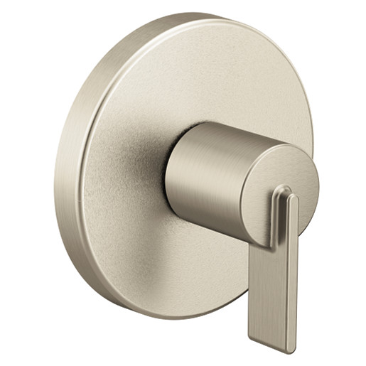 Cia Brushed nickel M-CORE transfer vertical spa