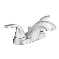Adler Chrome Two-Handle Bathroom Faucet