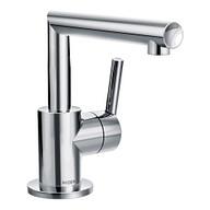 Arris Chrome One-Handle Bathroom Faucet