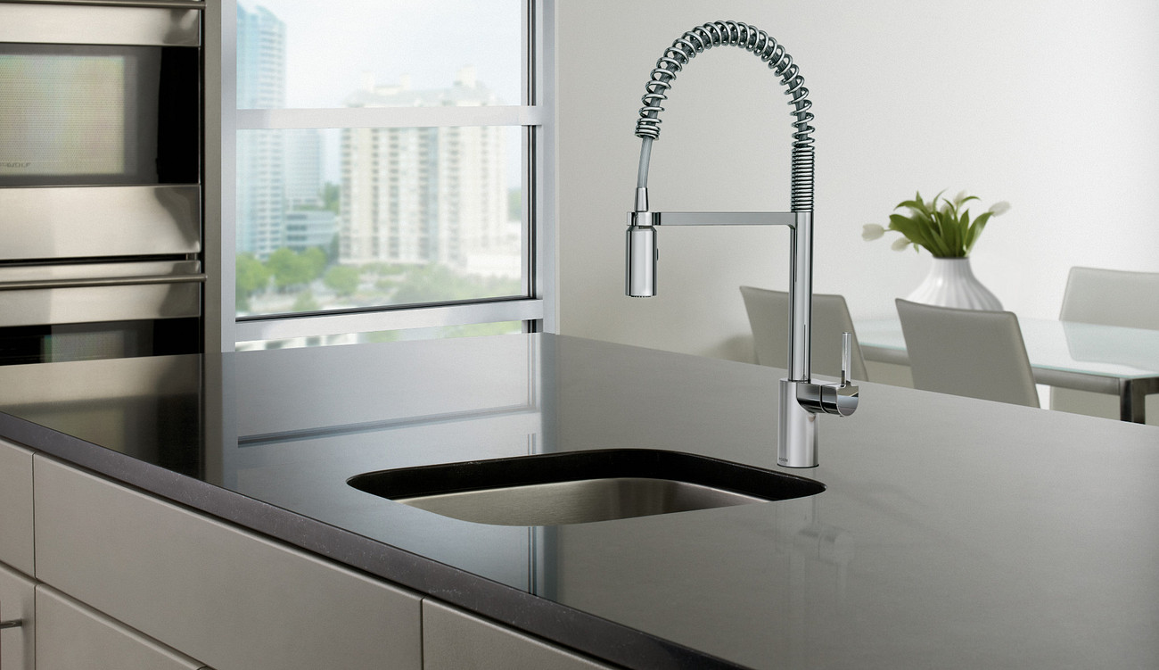 Modern Kitchen Faucets Room
