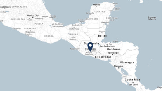 Moen Centroamerica Map