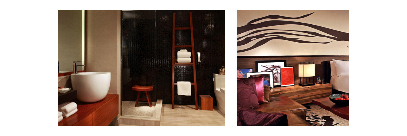 The Nobu Hotel Room Images