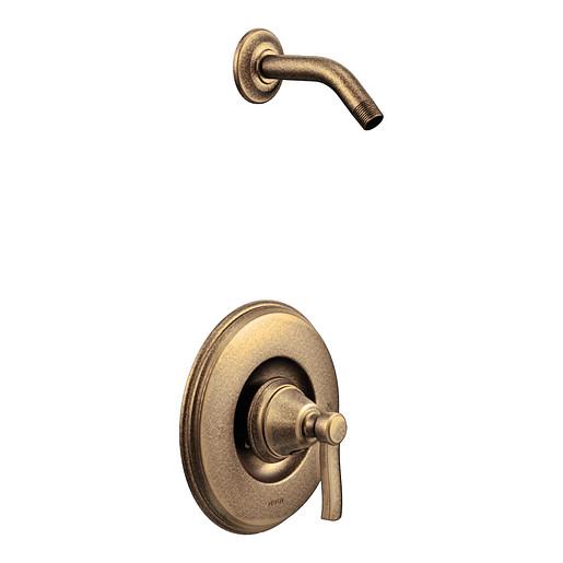Rothbury Antique bronze Posi-Temp® shower only