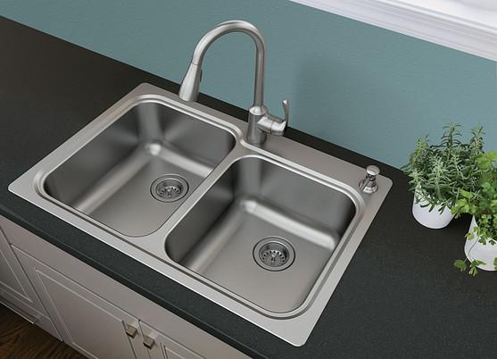 Lodi Faucet & Sink Combination 33