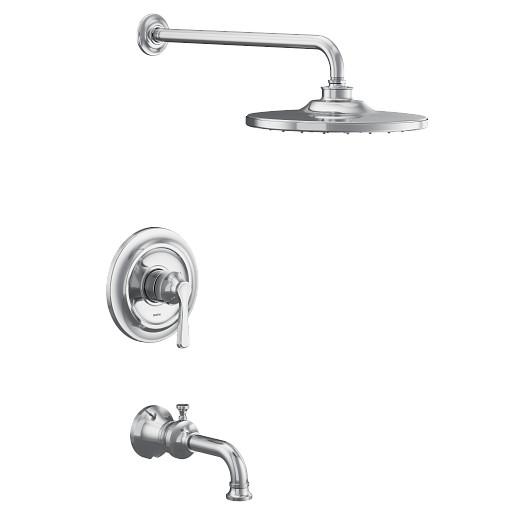 Colinet Chrome M-CORE 2-Series Tub/Shower