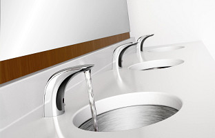 Electronic Faucets that Work Every Time