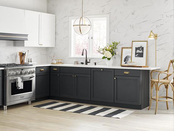 Morado Mediterranean Bronze One-Handle High Arc Pulldown Kitchen Faucet