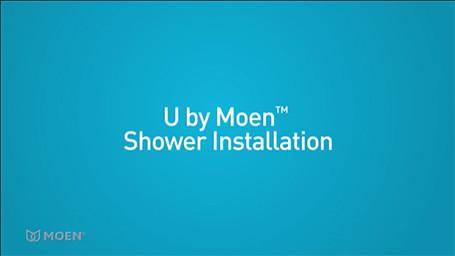 U by Moen Shower Valve Installation Video