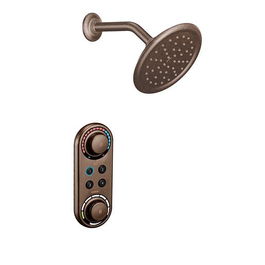 Moen Oil rubbed bronze IoDIGITAL® shower only