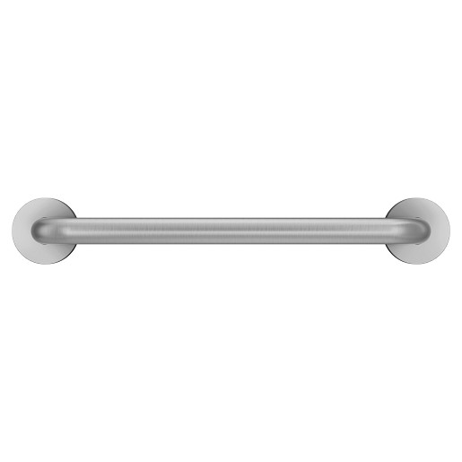 """Moen Home Care Stainless 12"""" Concealed Screw Grab Bar"""