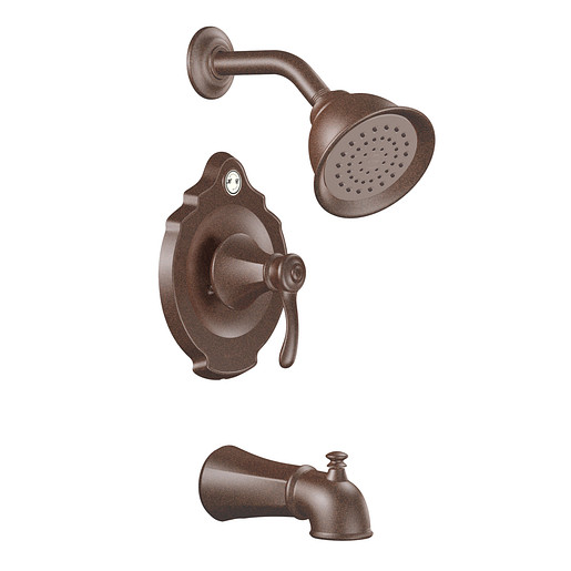 Vestige Oil rubbed bronze Posi-Temp® tub/shower