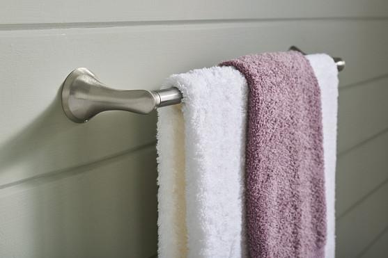 Plush Cotton Towels