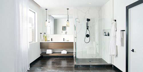 Modern Bathroom Roomshot