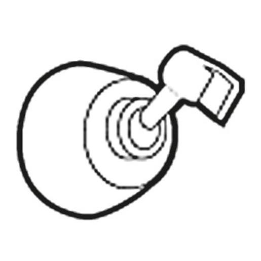 Commercial Hand-Held Showerwall Bracket Kit, 5270 Series