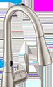 MotionSense Two Sensor Innovation Kitchen Faucet