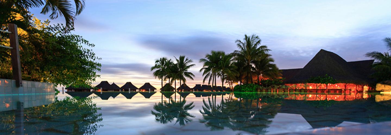 The Disney Polynesian Village Resort