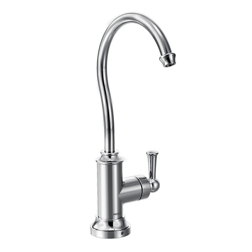 S5510 - Sip Traditional Chrome One-Handle High Arc Beverage Faucet