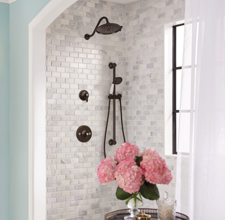 Traditional Shower