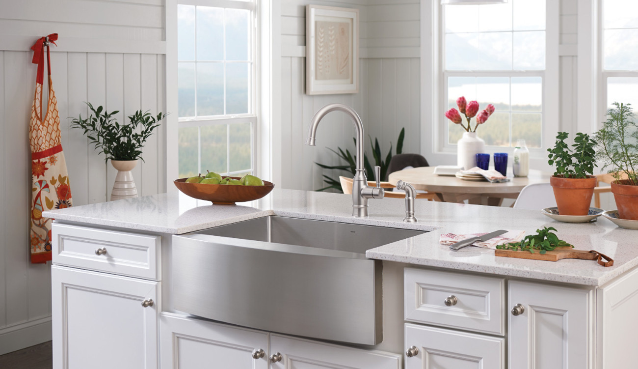 Farmhouse Sink Expanded