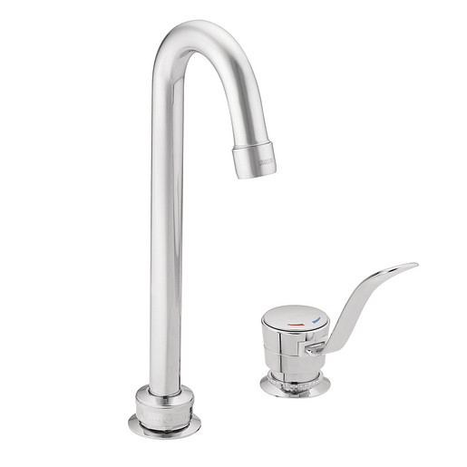 M-BITION Chrome one-handle pantry faucet
