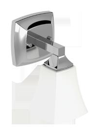 Transitional Bathroom Light Fixture