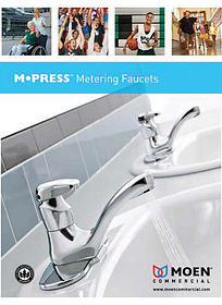 M-Press™ Metering Faucet Brochure