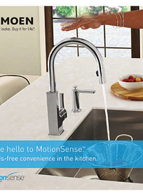 Wave Hello to MotionSense™