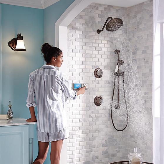 U by Moen Smart Shower Spa