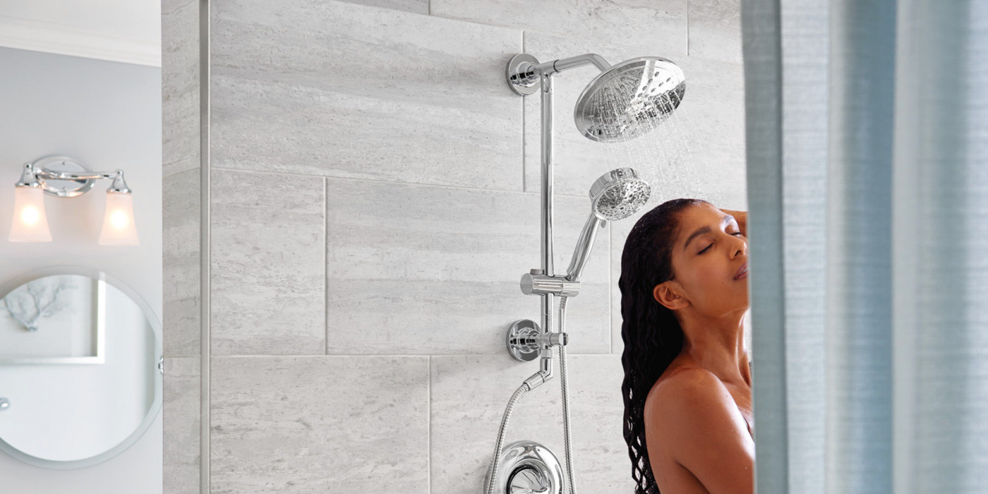 TS3661 Rainshower and Handshower
