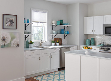 Design a kitchen that fits your needs