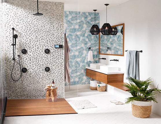 Smart Shower Spa Body Sprays