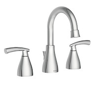 Essie Chrome Two-Handle Bathroom Faucet