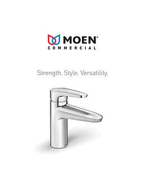 Moen Commercial Overview