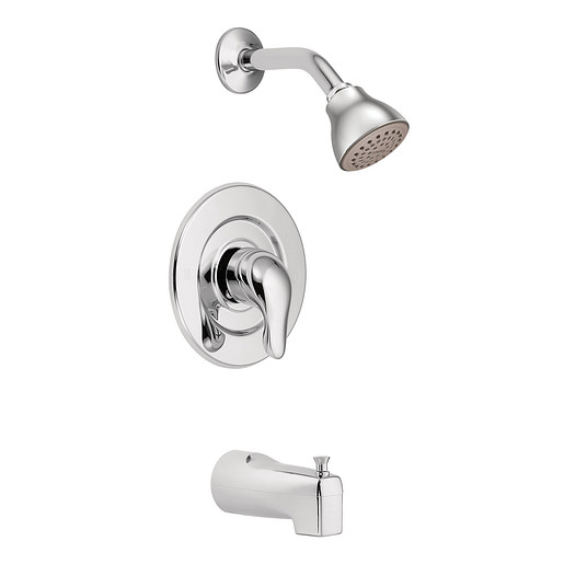 Chateau Chrome standard tub/shower