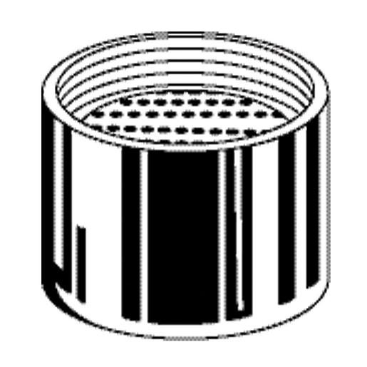 Commercial Chrome aerator