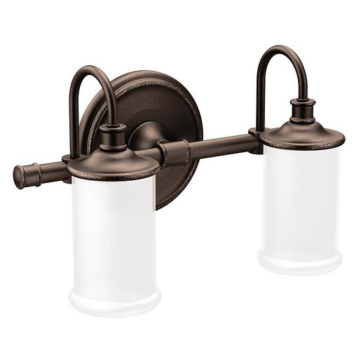 Belfield Oil rubbed bronze Bath Light