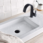 Doux Single Hole Bathroom Faucet