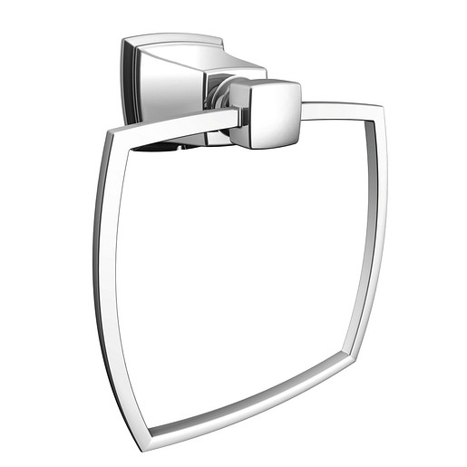 Y3286CH - Boardwalk Chrome Towel Ring