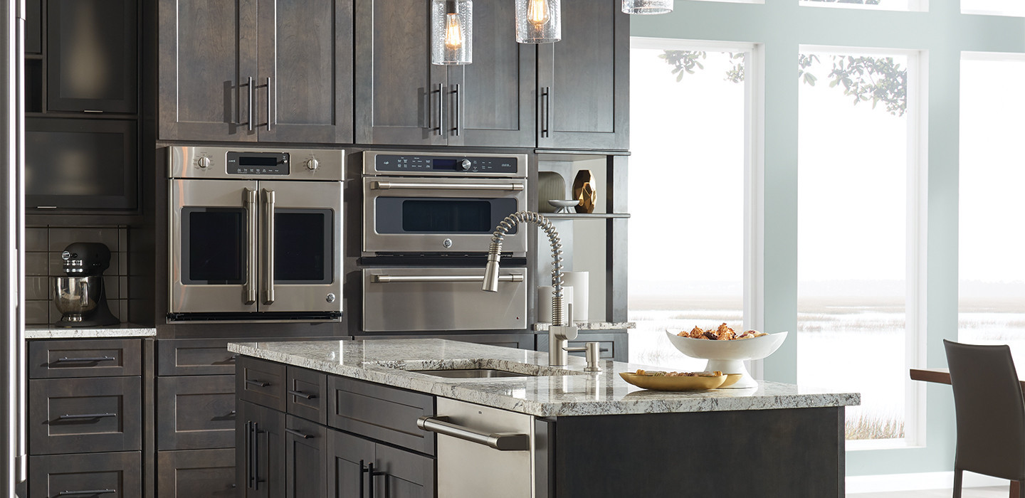 Irvine Spot Resist Kitchen Faucet with Oven