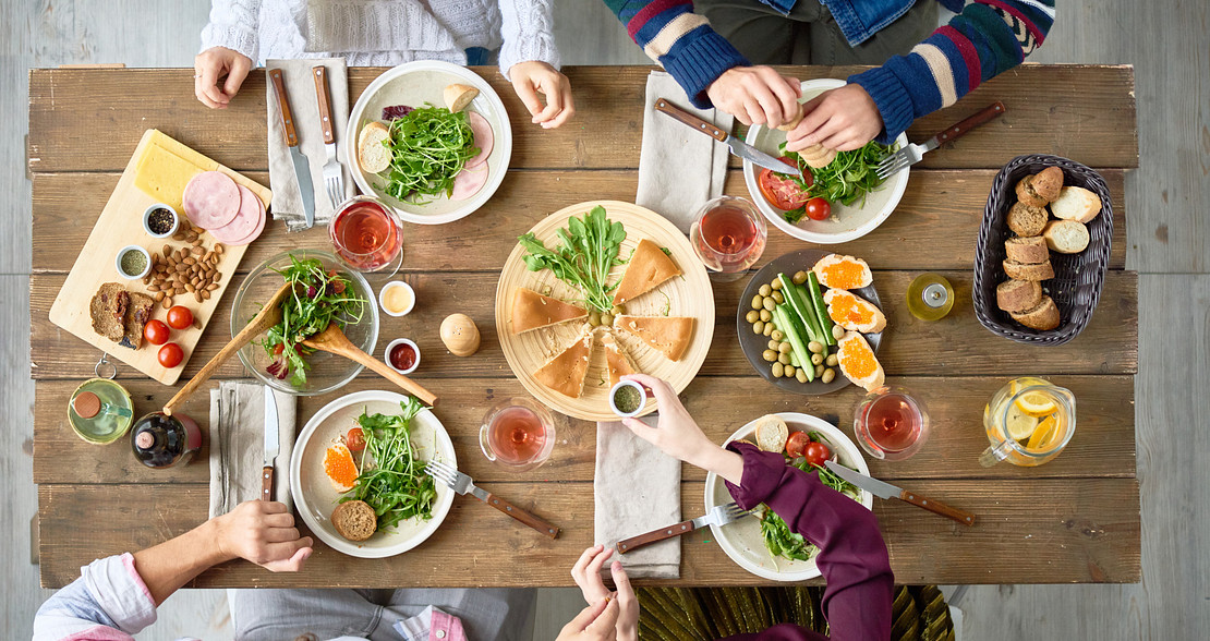 Moen Garbage Disposals take care of meals with friends and family