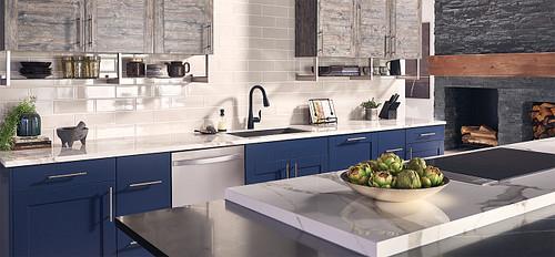 Arbor Matte Black Pulldown Kitchen Faucet