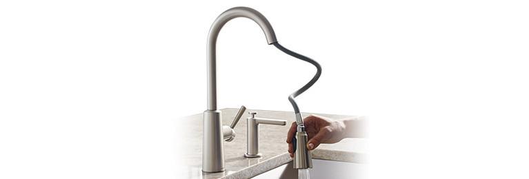 Reflex Kitchen Faucet