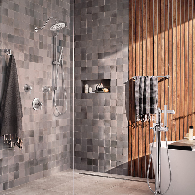 Inspirational Bathroom Shower