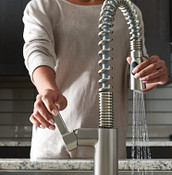 Reflex Faucets: A Better Pulldown Experience by Design