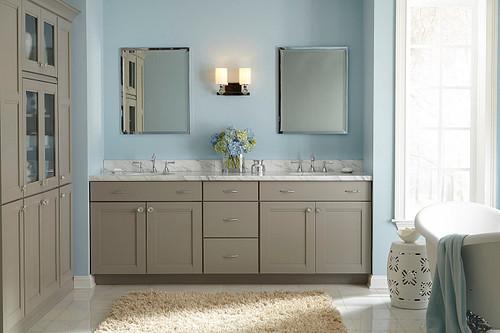Jack and Jill Bathroom Upgrade