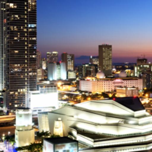 Hilton Miami Downtown: Miami, Florida
