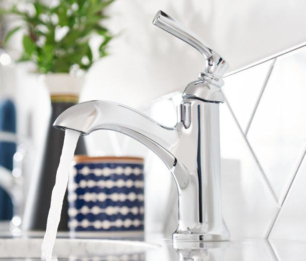 8oclock-84535 Chrome Bathroom Faucet
