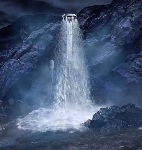 Mission Moen Nebia by Moen Spa Shower