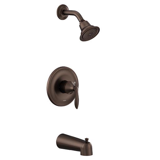 Eva Oil Rubbed Bronze M-CORE 2-Series Tub/Shower