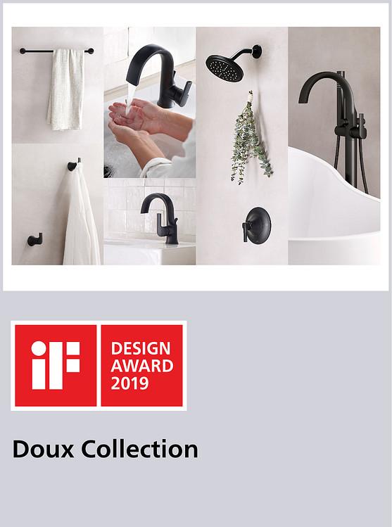 The Doux Collection iF DESIGN AWARD 2019